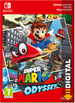 Super Mario Odyssey (Switch-Digital)