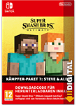 Super Smash Bros. Ultimate - Challenger Pack 7: Steve & Alex (Switch-Digital)