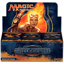 2014 Core Set Booster Display -E-