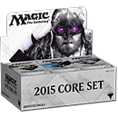 2015 Core Set Booster Display -E-