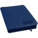 8-Pocket ZipFolio -Blue-