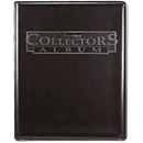 Trading Card 9er Collectors Album -Black-