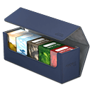 Arkhive Case 400+ inkl. 5 Deck Cases 80+ -Blue-