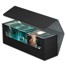 Arkhive Case 400+ inkl. 5 Deck Cases 80+ Court of the Dead -Black- (Trading Cards)