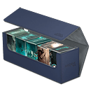 Arkhive Case 400+ inkl. 5 Deck Cases 80+ Court of the Dead -Blue-