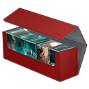 Arkhive Case 400+ inkl. 5 Deck Cases 80+ Court of the Dead -Red- (Trading Cards)