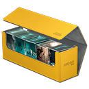 Arkhive Case 400+ inkl. 5 Deck Cases 80+ Court of the Dead -Yellow-