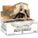 Avacyn Restored Booster Display -E-