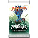 Battle for Zendikar Booster -E-
