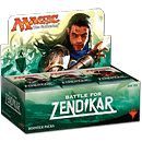 Battle for Zendikar Booster Display -E-