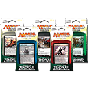 Battle for Zendikar Intro Pack 5er Set -E-