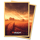 Card Sleeves Standard Matte -Unstable Lands Plains-