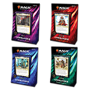 Magic Commander 2019 Deck Set -E-
