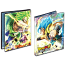Dragonball Super 4-Pocket Portfolio -Broly-