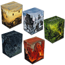 Deck Case 80+ 5er Set -Lands Edition II-