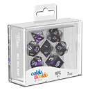 Dice RPG-Set Enclave - Amethyst (Set of 7 Dice)