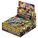 Dragonball Super Assault of the Saiyans Booster Display -E-