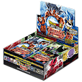 Dragonball Super Universal Onslaught Booster Display -E-