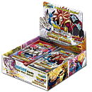 Dragonball Super Rise of the Unison Warrior Booster Display -E-