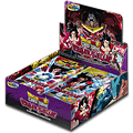 Dragonball Super Vermilion Bloodline Booster Display -E-