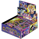 Dragonball Super Clash of Fates Themed Booster Display -E-