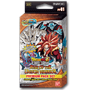 Dragonball Super Premium Pack Set Rise of the Unison Warrior -E-