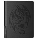 Dragon Shield Card Codex Portfolio 360 - Black Tribal