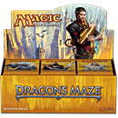 Dragon's Maze Booster Display -E-