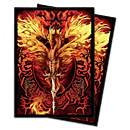 Card Sleeves Standard -Flameblade-
