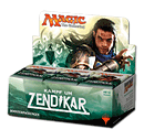 Kampf um Zendikar Booster Display -D-