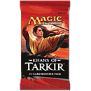 Khans of Tarkir Booster -E-