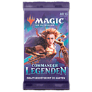 Magic Commander Legenden Draft Booster -D-