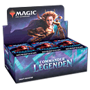 Magic Commander Legenden Draft Booster Display -D-
