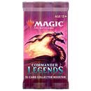 Magic Commander Legenden Sammler Booster -D-