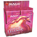 Magic Commander Legenden Sammler Booster Display -D-