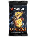 Magic Core Set 2021 Booster -E-