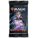 Magic Hauptset 2021 Booster -D-