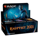 Magic Hauptset 2021 Booster Display -D-