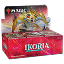Magic Ikoria Reich der Behemoths Booster Display -D-