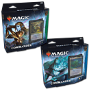 Magic Kaldheim Commander Deck Set -D-