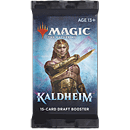Magic Kaldheim Draft Booster -E-