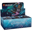 Magic Kaldheim Draft Booster Display -E-