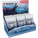 Magic Kaldheim Set Booster Display -D-