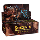 Magic Strixhaven: Akademie der Magier Draft Booster Display -D-