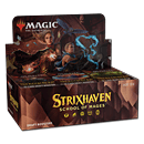 Magic Strixhaven: School of Mages Draft Booster Display -E-