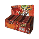 Magic Unstable Booster Display -E- (Trading Cards)
