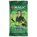 Magic Zendikar Rising Draft Booster -E-