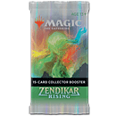 Magic Zendikar Rising Collector Booster -E-