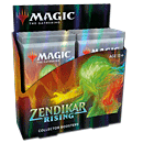 Magic Zendikar Rising Collector Booster Display -E-