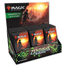 Magic Zendikar Rising Set Boosters Display -E-